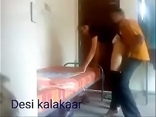 Hindi boy fucked girl in his house and someone record their fucking video mms