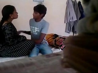 Indian Bhabhi with Devar.TS